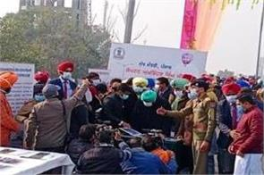 captain s gift of punjabi people on new year