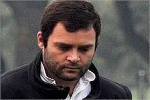 rahul gandhi gets emotional after seeing lathicharge on corona warriors