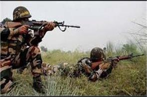 ceasefire violations in poonch