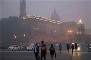 severe cold mercury dropped by 4 1 in delhi