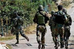 jammu and kashmir encounter between security forces and terrorists in poonch