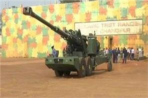 drdo successfully test howitzer cannon only india has this weapon in the world