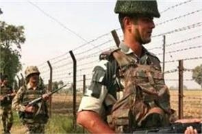 pakistan is trying to infiltrate from rajasthan and gujarat border