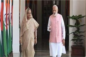 pm modi to hold bilateral meeting with sheikh hasina on december 17