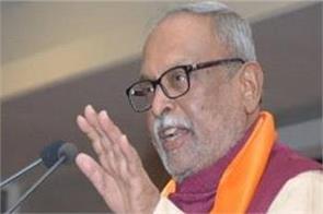 gujarat bjp rajya sabha mp abhay bhardwaj passed away