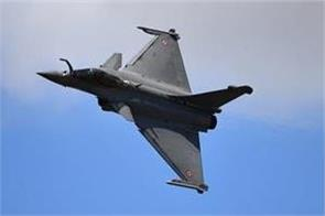 indo france rafale maneuvers in january