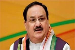 jp nadda speaks to farmers  don t get confused by those who lie for power