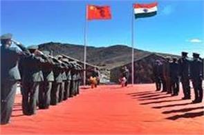 indiaand china show consent to talk on ladakh