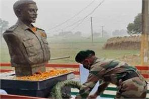 tribute paid to martyrs of batlle 1971