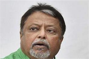 chargesheet filed in tmc mla murder case bjp leader mukul roy made accused
