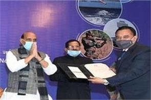 drdo s  scientist of the year  award to hemant kumar pandey