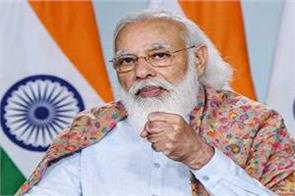 india will become a stronghold for manufacturing space assets modi