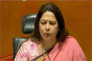 meenakshi lekhi pinched lee kejriwal asked is his degree iit or nsd