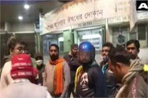 bjp workers attacked in bengal 1 dead 6 seriously injured