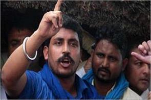 chandrashekhar azad s health in jail is bad need immediate treatment