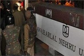 abvp claims left activists responsible for jnu violence
