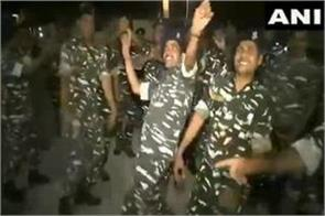 new year 2020 indian soldiers did something like this welcome new year