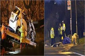 6 people killed in road accidents in britain during new year celebrations