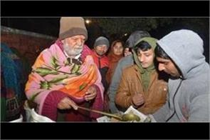 padma shri to langar baba of chandigarh