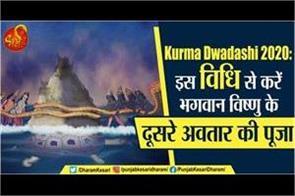 kurma dwadashi 2020