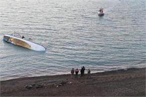 11 dead as migrant boat sinks off western turkey