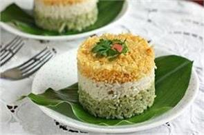 tri color pulav recipe