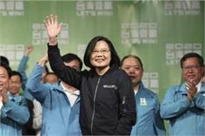 taiwan election tsai ing wen wins landslide in rebuke to china