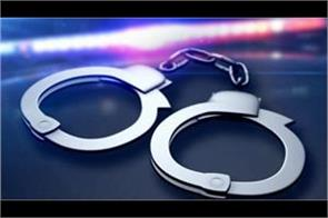 accused father arrested