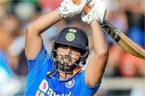 pant out second odi against australia young player got chance in team