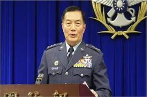 taiwan s military chief of staff missing after helicopter crash
