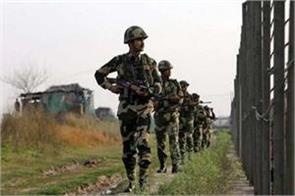 pak shoots ceasefire in gulpur sector army gives a proper answer