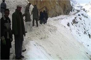 avalanche in ganderbal two missing