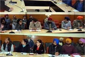 electronic and film city will soon be built in mohali tiwari