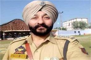 shocking revelation dsp singh three houses built shelter terrorists