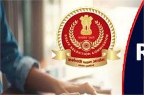 ssc chsl recruitment 2019 application process to end on january 10