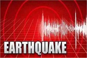 medium intensity earthquake tremors in ladakh