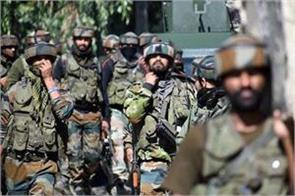 encounter between security forces and terrorists in doda