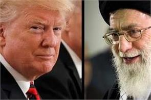 iranian supreme leader khamenei says missile attack slap on us