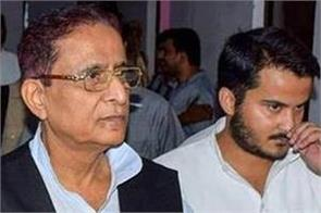 supreme  setback to azam khan s son hc refuses to stay judgment