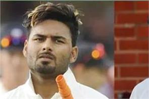 ks bharat replaced pant as a reserve wicket keeper in ind vs aus odi series