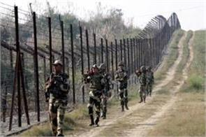 pak breaks safair in mendhar sector of poonch army gives a befitting reply