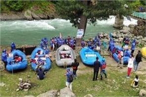 jammu and kashmir ut adventure sports government promote tourism