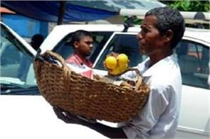 the padma shri is also awarded to the fruit seller