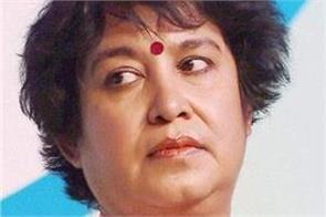 bangladeshi author taslima nasreen supports caa