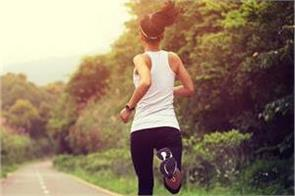 you will stay healthy by running daily