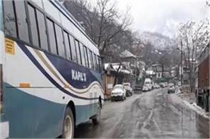 srinagar jammu national highway reopened after four days