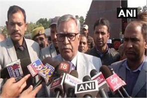 adviser on dsp arrest khan said such politics is unfortunate