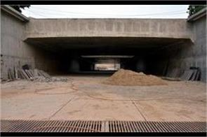 music will be soon in the underpass built between sector 16 and 17