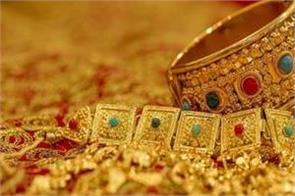gold cheaper by 100 rupees silver expensive