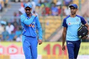 ind v aus bad news for indian team dhawan injured doubtful to play